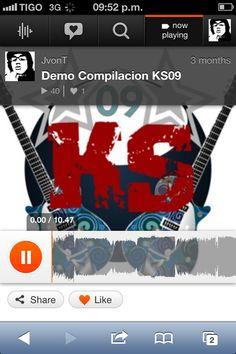 KS09 Soundcloud