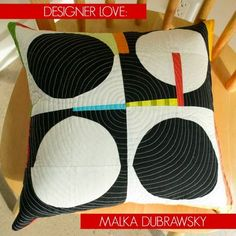 Designer Love: Malka Dubrawsky | Right Sides Together