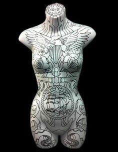 tattooed manni?
