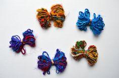 Sari bows