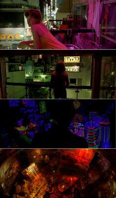Enter the Void (2009)   Cinematography by Benoît Debie   Directed by Gaspar Noé