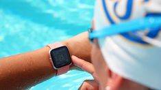 app for swimmers! Take your swimming to the next level with the free MySwimPro app! Get workouts, technique videos and tracking tools on your watch or phone. Swim Training, Training Plan, Michael Phelps Olympics, Swim Technique, Swimming Benefits, Fitbit App, Learn To Swim, Improve Posture, Swim Team