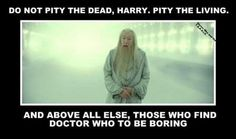I don't really like Harry Potter but this is funny.