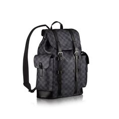Christopher PM Damier Graphite Canvas in Men s Travel collections by Louis  Vuitton Mens Louis Vuitton Backpack 7772a5872e