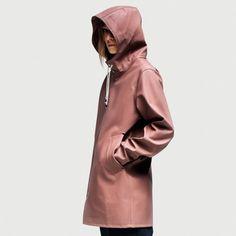Stutterheim Raicoats ou le parfait manteau de pluie