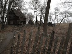 Enter the Halloween House; a creepy home for those who love to scare! Enjoy spooky inspirations for your own personal Haunt. Gothic Aesthetic, Over The Garden Wall, American Gothic, Southern Gothic, Abandoned Places, Dark Souls, Resident Evil, Creepy, Scenery
