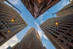 These 45 Incredible Views Of Iconic Cities Remind Us To Look Up