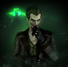 Joker From Arkham Origins