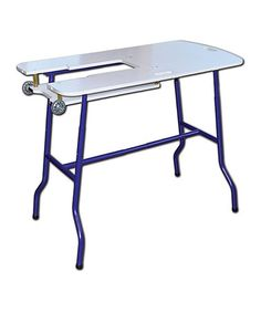 Sew & Go Folding Table $99 Not sure if this is a good price, but lot of seeing deals for National Seeing Machine Day on machines, fabric and more
