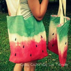 ¡Mirá nuestro nuevo producto Watermelon bag ! Si te gusta podés ayudarnos pinéandolo en alguno de tus tableros :)