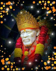 Sai Baba Hd Wallpaper, Sai Baba Wallpapers, Good Morning Happy Thursday, Sai Baba Pictures, Sai Baba Quotes, Baba Image, Om Sai Ram, Captain Hat, Krishna
