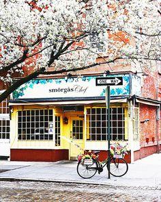 New York City  Spring Home Decor  West Village by VitaNostra, $30.00