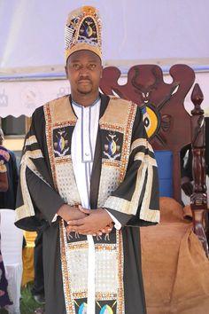 Kyabazinga of Busoga Kingdom in Uganda - William Gabula Nadiope IV