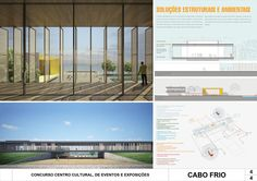 Galeria - Resultados do Concurso Centro Cultural de Eventos e Exposições – Cabo Frio, Nova Fribugo e Paraty - 14