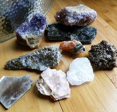Rockhounding in Bancroft, Ontario - our treasures