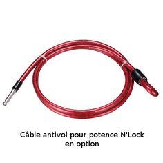 Potence plongeur vélo antivol inclinaison réglable N'Lock