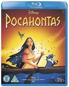 Pocahontas [Blu-ray] [Region Free]: Amazon.co.uk: Michael Gabriel, Eric Goldberg, James Pentecost: DVD & Blu-ray