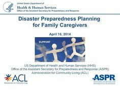 Disaster Planning Self Assessment Guide For Child Care