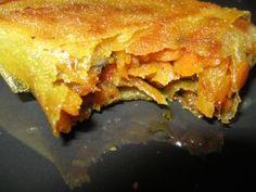 Samoussas carotte-curry - Recette Ptitchef