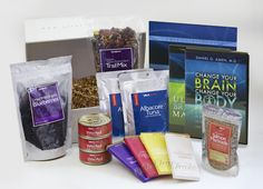 Dr. Amen Healthy Brain Gift Box - $129 Delivered