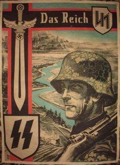 """Leibstandarte SS • 2. SS-Panzer-Division """"Das Reich"""" The 2nd SS..."""