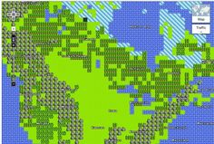 Google Maps goes 8-bit for April Fool's Day. Love the attention to detail and all the in-jokes for the geeks.