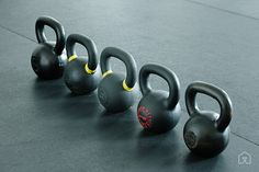 The Best Kettlebell for Home Fitness | Metrixx Elite Precision E-Coat Cast Iron Bell's wider handle makes it easier to grip with two hands (for the classic swing move), and its smoother finish is less likely to injure your skin over time. These factors made this bell immediately more comfortable than cheaper models, and more comfortable over time than its more expensive competition.