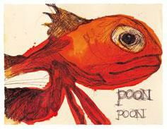 Rode Poon by Piet Schopping. One of the most amazing artists I know.