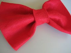 cat in the hat bow tie diy