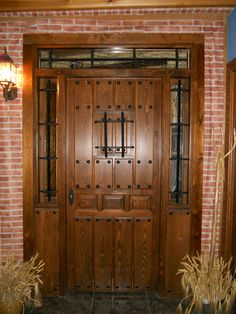 1000 images about puertas on pinterest puertas wrought - Entradas de casas de campo ...