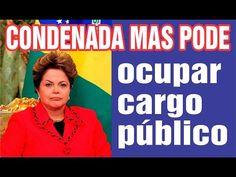 Veja como foi a condenação de Dilma – Dilma sai, mas pode ocupar cargo público. 31/08/2016 - YouTube