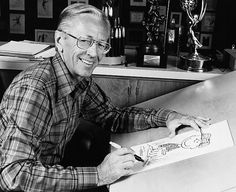 The pride of St. Paul - Charles Schultz, creator of Peanuts!