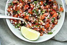 Rajčatová salsa | KITCHENETTE