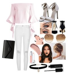 """Lets go bae!!"" by loved9999 ❤ liked on Polyvore featuring Chicwish, River Island, Nine West, Balenciaga, Chloé, Marc Jacobs, Betsey Johnson and Burberry"