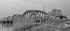 the bridge at gediz river...