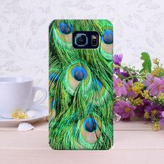 Feather case Samsung A7 case A5 case A3 case S6 case S6 edge