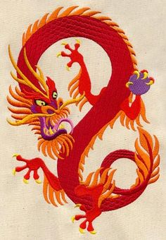 Legend says the orb clutched in this dragons four claws gives the bearer powers of omnipotence and creation.