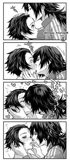 Anime Kiss, Anime Angel, Anime Demon, Manga Anime, Anime Villians, Korrasami, Slayer Anime, Cute Anime Character, Fujoshi