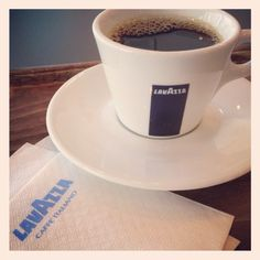 ♥ Lavazza ♥ the best coffee in the whole wild world!!!