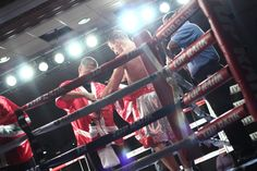 Top Rank |  Boxing Event at Bally's Hotel and Casino.