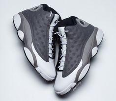 quality design 5024a 5c73f Air Jordan 13 Atmosphere Grey 414571-016 1 Jordan 13, Air Max Sneakers,