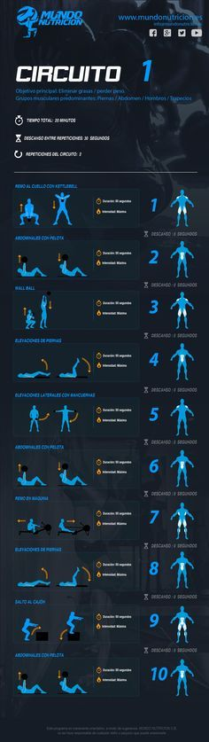 55 new ideas fitness hombres ejercicios