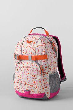 Girls' Multi Dot ClassMate® Small Backpack