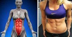 Cvik lepší než 1000 sklapovaček: Minuta denně a za měsíc máte ploché břicho