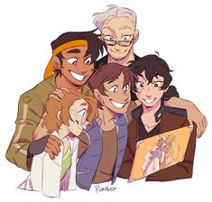 Just some cute comic pictures of Klance None of these pictures are mine Credit to artists Voltron Klance, Voltron Memes, Voltron Comics, Voltron Fanart, Form Voltron, Voltron Ships, Hunk Voltron, Dreamworks, Klance Comics