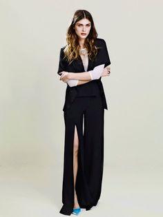 New Style Icon- Elisa Sednaoui