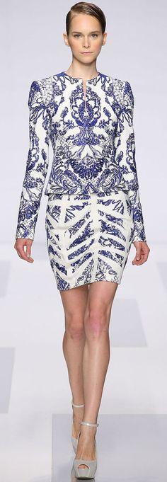 TONY WARD COUTURE FALL-WINTER 2013-2014 - Fashion Diva Design