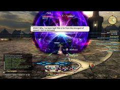 FFXIV Gilgamesh Solo Round 1