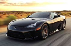Better get one while I can! ;)  Lexus LFA almost completely sold out