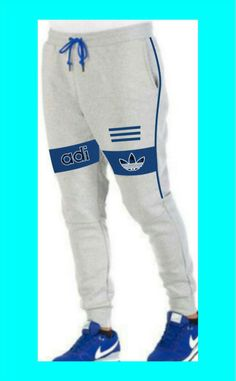 Sporty Outfits, Nike Outfits, Boy Outfits, Track Pants Mens, Mens Jogger Pants, Adidas Outfit, Pants Outfit, Mens Fashion Suits, Men's Fashion